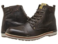 Type Z Maltby Brown Leather Men's Lace Up Boots