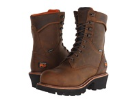 Timberland 9 Rip Saw Logger Steel Toe Wp Brown Men's Work Boots