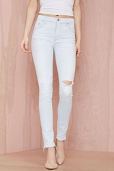 Nasty Gal Citizens Of Humanity Rocket Skinnies High Rise