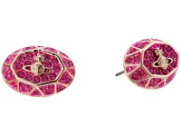 Vivienne Westwood Liliana Earrings Fuchsia Earring Pink