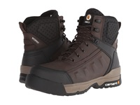 Carhartt 6 Composite Toe Waterproof Work Boot Dark Brown Men's Work Boots