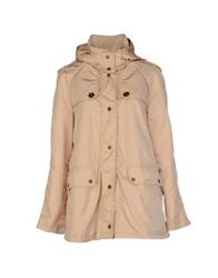 Historic Research Jackets Beige