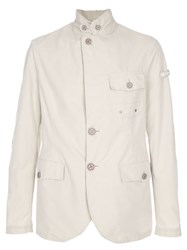Peuterey 'Crossing' Jacket Nude And Neutrals