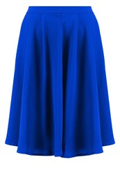 Wal G G. Aline Skirt Electric Blue