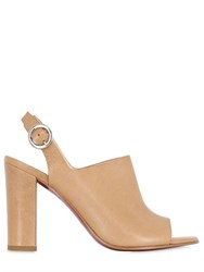 Franco Colli 90Mm Leather Sandals