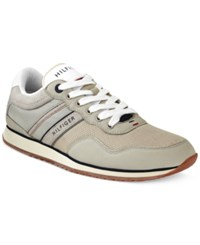 Tommy Hilfiger Marcus Sneakers Men's Shoes Grey