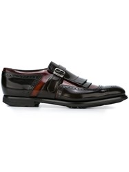Church's 'Shanghai' Monk Shoes Brown