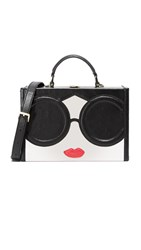 Alice Olivia Stace Face Trunk Bag Multi