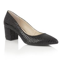 Lotus Alaura Animal Print Courts Black