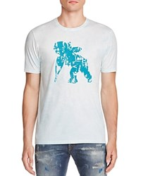 Prps Goods And Co. Cupid Logo Tee Turquoise