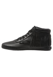 Radii Footwear Hightop Trainers Black Death