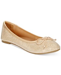 Report Marlee Sparkle Ballet Flats Women's Shoes