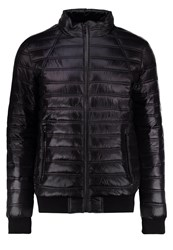 Solid Derring Light Jacket Black
