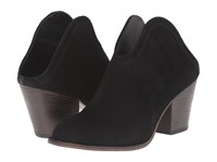 Chinese Laundry Kelso Black Split Suede Women's Shoes