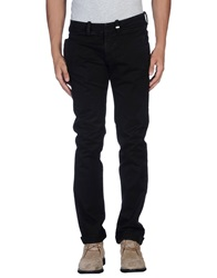Met Casual Pants Black
