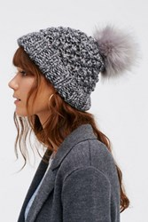 Free People Womens Mile High Pom Beanie