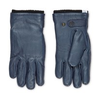 Norse Projects Dark Navy X Hestra Utsjo Gloves Blue
