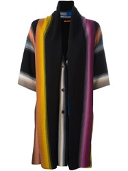 Missoni Maxi Striped Cardigan Multicolour