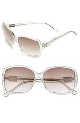 Women's Ivanka Trump 53Mm Sunglasses Mint