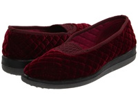 Foamtreads Waltz Burgundy Women's Slippers