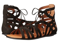 Gentle Souls Break My Heart 3 Black Women's Sandals