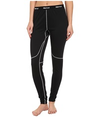 Marmot Thermalclime Sport Tight Black Women's Casual Pants