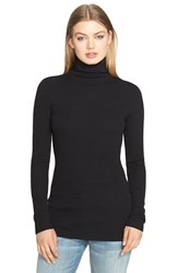 Women's T By Alexander Wang Long Sleeve Fitted Turtleneck Sweater