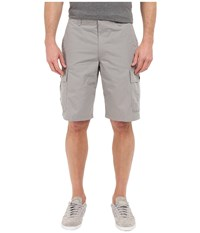 Dockers Cargo Lightweight Canvas Shorts Foil Men's Shorts Pewter