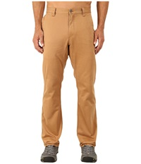 Mountain Khakis Broadway Fit Teton Twill Pant Ranch Men's Casual Pants Brown