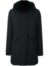 Woolrich Padded Parka Black