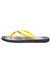 Amazonas Enjoy Ponto Cruz Flip Flops Yellow