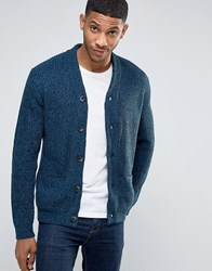 New Look Cardigan With Pockets In Teal Teal Blue