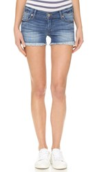 True Religion Keira Low Rise Shorts Vintage True