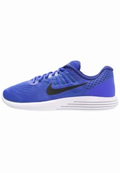 Nike Performance Lunarglide 8 Cushioned Running Shoes Racer Blue Black Deep Royal Blue
