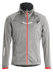 Craft Sports Jacket Dark Grey Melange Drama