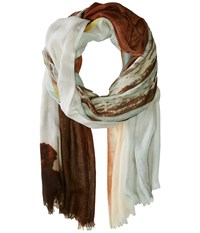 Pistil Pacifica Scarf Fig Scarves Brown