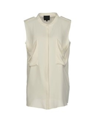 Hotel Particulier Shirts Ivory
