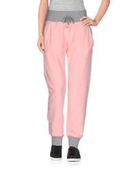 Capobianco Trousers Casual Trousers Women Pink