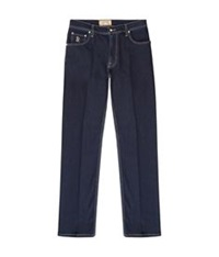 Stefano Ricci Tower Bridge Exclusive Straight Jeans Dark Blue