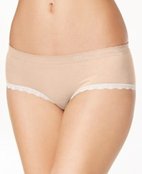 Heidi By Heidi Klum Seamless Hipster H308 1175B Only At Macy's Toasted Almond