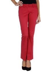 Consuelo Dress Pants Red