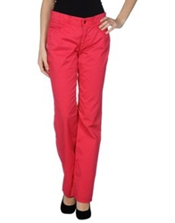 Escada Sport Casual Pants Garnet