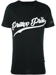 Philipp Plein 'Mister Perfect' T Shirt Black