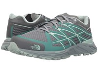 The North Face Ultra Endurance Sedona Sage Grey Subtle Green Women's Shoes Gray