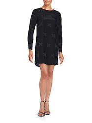 Zadig And Voltaire Printed Silk Lace Tunic
