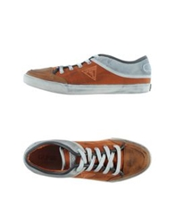 Guess Low Tops And Trainers Dark Brown