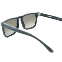 Mosevic Solid Denim Unisex Sunglasses Burnell Stone Black