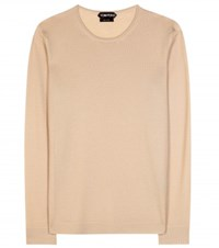 Tom Ford Cashmere Sweater Neutrals