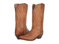 Old West Boots Lf1529 Tan Canyon Cowboy Boots Brown