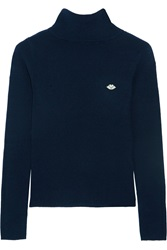 See By Chloe Stretch Knit Turtleneck Sweater